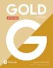 Gold B1+ Pre-First New Edition Exam Maximiser - Book