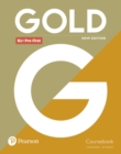 Gold B1+ Pre-First New Edition Coursebook - Book