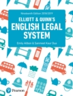 English Legal System eBook PDF - eBook