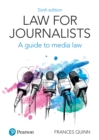 Law for Journalists - eBook