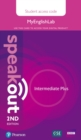 Speakout Intermediate Plus 2nd Edition MyEnglishLab Student Access Card - Book