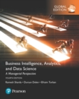 Business Intelligence: A Managerial Approach, Global Edition - eBook