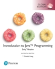 Introduction to Java Programming, Brief Version, Global Edition - Book