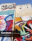Stimmt for National 5 German Student Book - Book