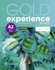 Gold Experience 2nd Edition A2 Student's Book with Online Practice Pack - Book