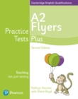 Practice Tests Plus A2 Flyers Students' Book - Book