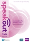 Speakout Intermediate Plus 2nd Edition Teacher's Guide with Resource & Assessment Disc Pack - Book