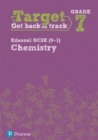 Target Grade 7 Edexcel GCSE (9-1) Chemistry Intervention Workbook - Book
