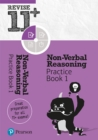 Revise 11+ Non-Verbal Reasoning Practice Book 1 : includes online practice questions - Book