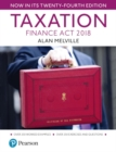 Melville's Taxation: Finance Act 2018 - Book