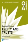 Law Express Question and Answer: Equity and Trusts - Book