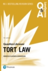 Law Express Question and Answer: Tort Law - Book