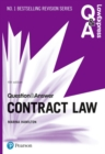 Law Express Question and Answer: Contract Law - Book