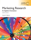 Marketing Research: An Applied Orientation, Global Edition - Book