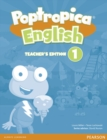 Poptropica English American Edition 1 Teacher's Book and PEP Access Card Pack - Book