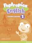 Poptropica English American Edition 2 Teacher's Book and PEP Access Card Pack - Book