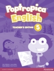 Poptropica English American Edition 5 Teacher's Book and PEP Access Card Pack - Book