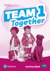 Team Together 1 Activity Book - Book
