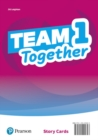 Team Together 1 Story Cards - Book