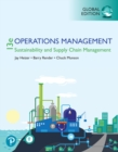 Operations Management:  Sustainability and Supply Chain Management, Global Edition - Book