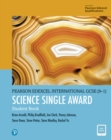 Pearson Edexcel International GCSE (9-1) Science Single Award Student Book - Book