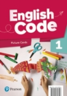 English Code American 1 Picture Cards - Book