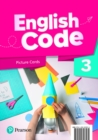 English Code American 3 Picture Cards - Book