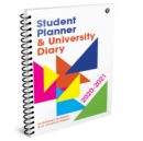 Student Planner and University Diary 2020-2021 - Book