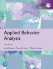 Applied Behavior Analysis, Global Edition - eBook