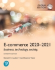 E-Commerce 2020-2021: Business, Technology and Society, Global Edition - eBook