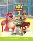 Level 4: Disney Kids Readers Toy Story 3 Pack - Book