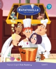 Level 5: Disney Kids Readers Ratatouille Pack - Book