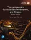 Physical Chemistry: Thermodynamics, Statistical Thermodynamics, and Kinetics, Global Edition - Book