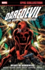 Daredevil Epic Collection: Heart Of Darkness - Book