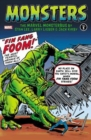 Monsters Vol. 2: The Marvel Monsterbus By Stan Lee, Larry Lieber & Jack Kirby - Book