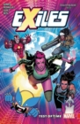 Exiles Vol. 1: Test Of Time - Book