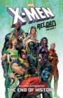 X-men: Reload By Chris Claremont Vol. 1 - The End Of History - Book
