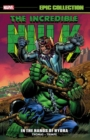 Incredible Hulk Epic Collection: In The Hands Of Hydra - Book