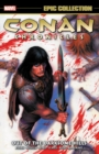 Conan Chronicles Epic Collection: Out Of The Darksome Hills - Book