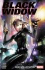 Black Widow: No Restraints Play - Book