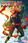 Captain Marvel Vol. 2: Falling Star - Book