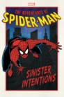 Adventures Of Spider-man: Sinister Intentions - Book