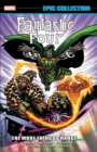 Fantastic Four Epic Collection: The More Things Change... - Book