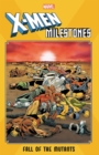 X-men Milestones: Fall Of The Mutants - Book