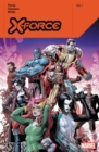 X-force By Benjamin Percy Vol. 1 - Book