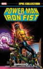 Power Man And Iron Fist Epic Collection: Doombringer - Book