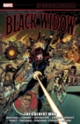 Black Widow Epic Collection: The Coldest War - Book