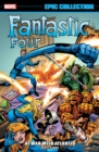 Fantastic Four Epic Collection: At War With Atlantis - Book