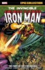 Iron Man Epic Collection: The Fury Of The Firebrand - Book