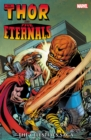 Thor And The Eternals: The Celestials Saga - Book